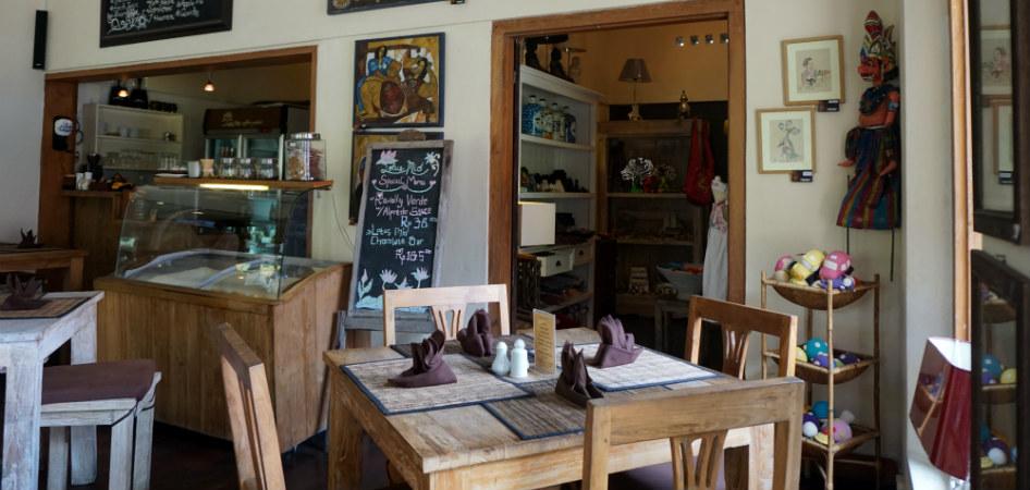 best cafe with wifi in yogya