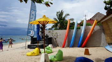 water sport activities in lembongan
