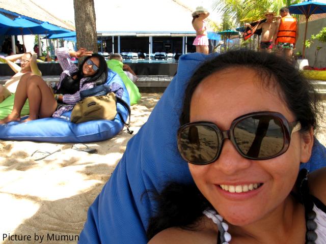 equator beach club with mumun
