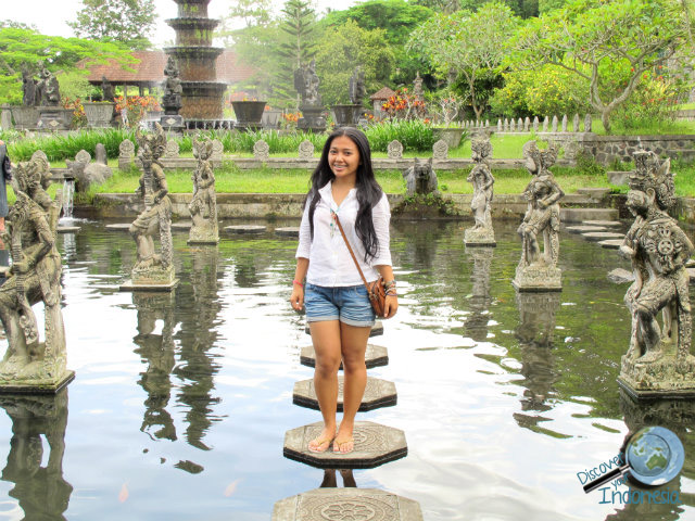 water palace in bali indonesia