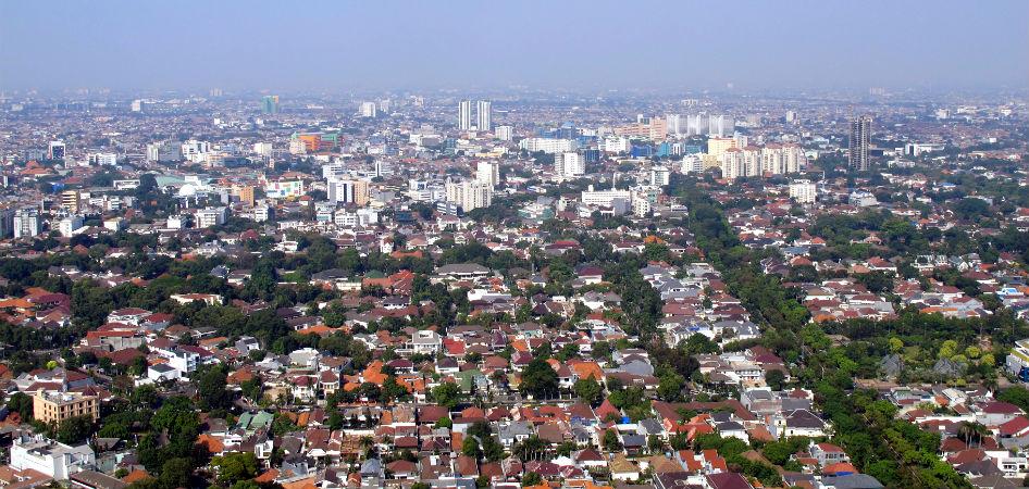 weekend getaway from Jakarta