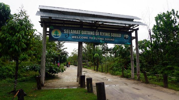 Flying Squad Camp - Riau