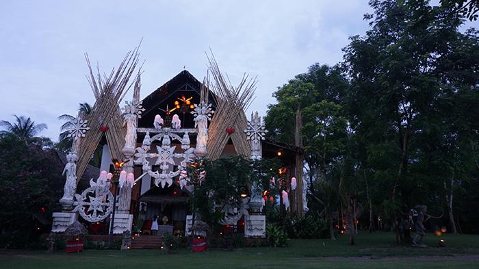 Gedong Gandrung Tugu Wedding venue