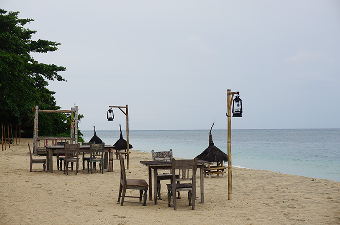 Sire beach Tugu Hotel lombok