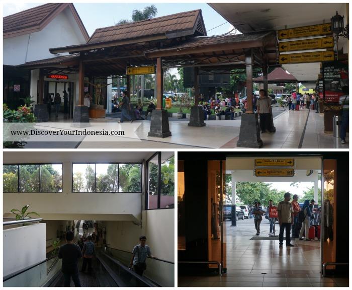 Tunnel of Yogyakarta airport