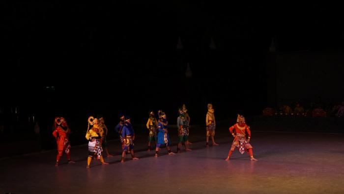 ramayana dance