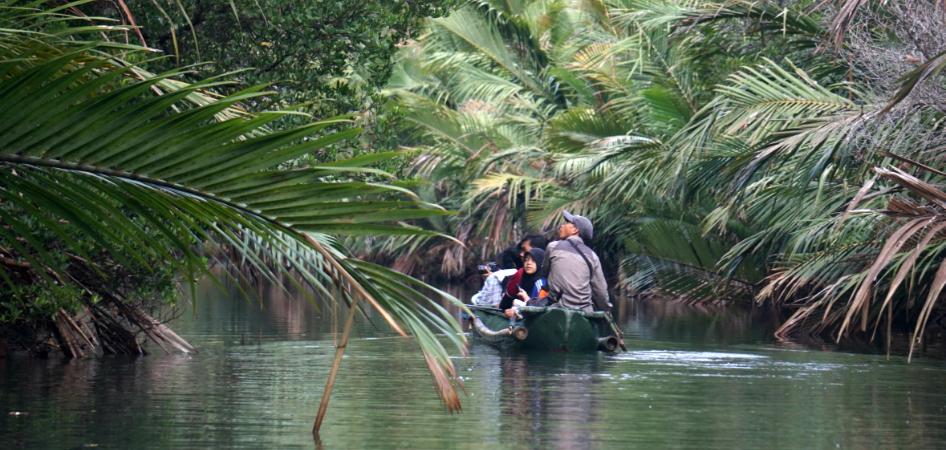 Ujung Kulon National Park Indonesia