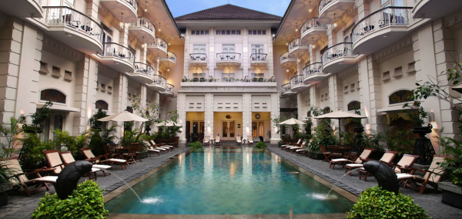 9 unforgettable luxury hotels in yogya for the ultimate for Best 5 star boutique hotels