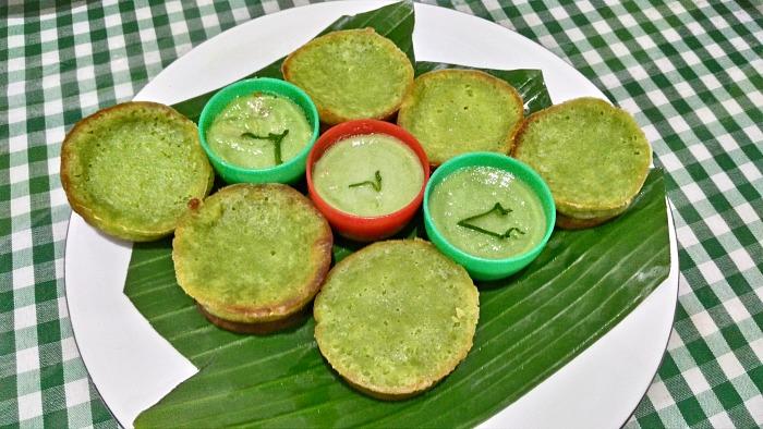 Sarikayo and other dessert of Palembang