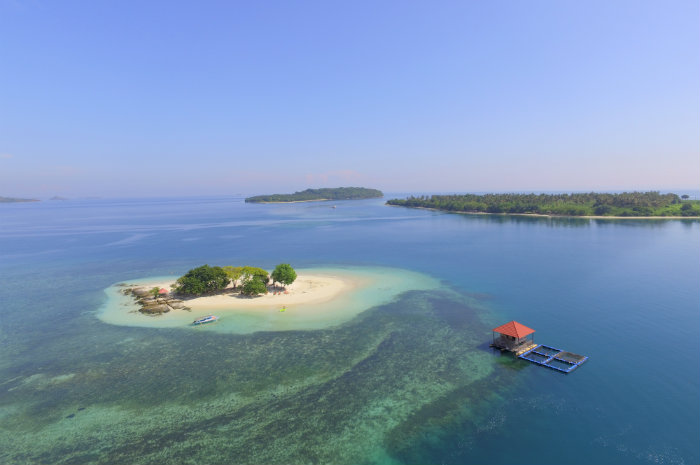 The other Gilis of Lombok. More relaxed, but with just as good diving.