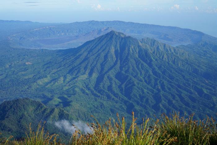 Mount Batur Caldera, Mount Batur