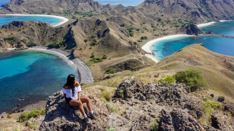 Trip to Padar island Flores