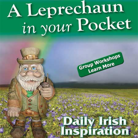 A Leprechaun In Your Pocket Workshops