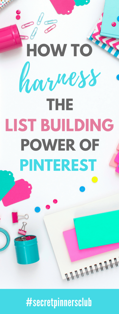 Are you a new blogger or infopreneur looking to build your list. In this article I go over exactly how to use Pinterest to build a thriving list. Using this formula I've been able to get 100 new subscribers from Pinterest in only 30 days.