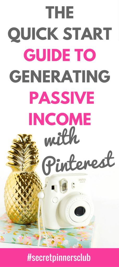 Learn how to create passive income with your blog or online business.