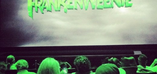 Art Of Frankenweenie Exhibition 15 Minute Preview Screening