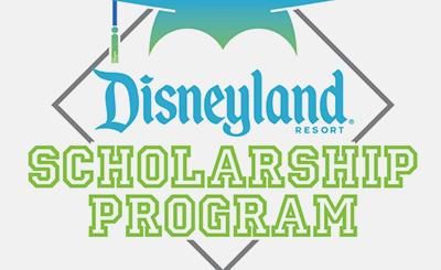 Disneyland Scholarship Program Logo 2