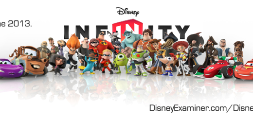Disney Infinity Logo With Characters