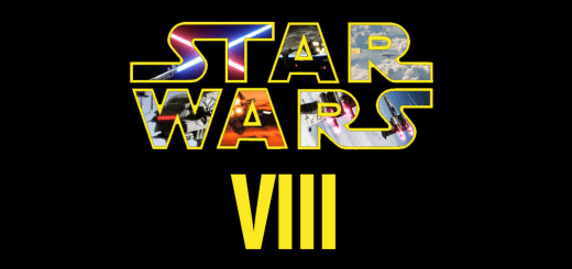 Star Wars Episode 8 Title Screen