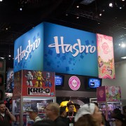 Toymaker Hasbro Has Good Quarter Due to Star Wars, Disney Sales
