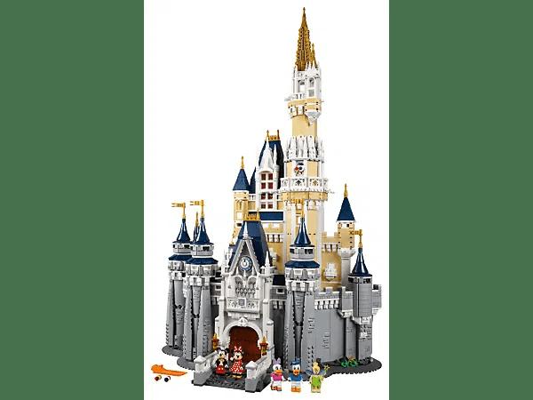 A LEGO Cinderellas Castle Disney Set is on its Way!
