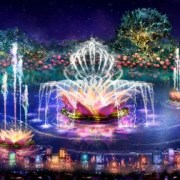 Disney's Animal Kingdom Rivers of Light Show. What We Know