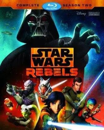 Star Wars Rebels Season 2 DVD Release Date Set
