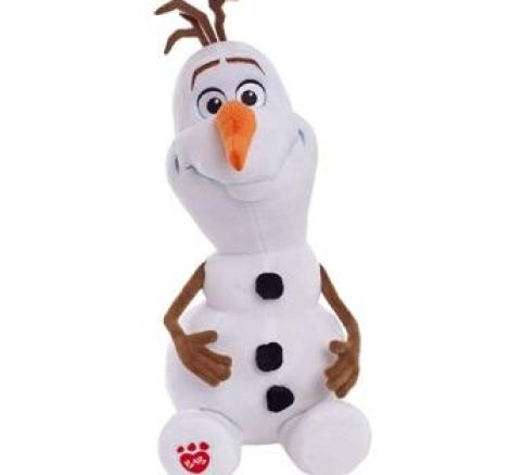 Disney Build a Bear Frozen Olaf Build-a-Bear
