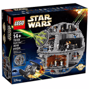 Details About the New LEGO Star Wars Death Star Set #75159