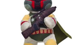 Star Wars Build a Bear Action Boba Fett Build-a-Bear