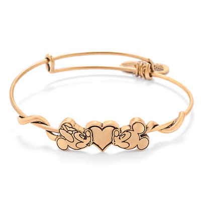 Mickey and Minnie Mouse Bangle by Alex and Ani