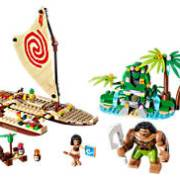 Two Moana LEGO Sets Released