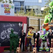 Disney Announces Toy Story Land for Shanghai Disneyland