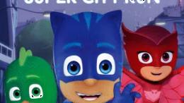 pj masks super city run