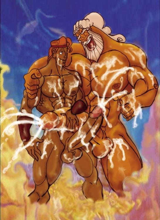 greek god gay porn comix