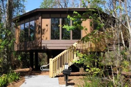 saratoga treehouse