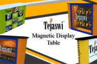 Magnetic Display Table