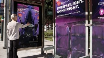 Virgin America launches interactive brand campaign using Street View