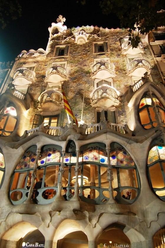 Casa Batlló - Barcellona Antoni Gaudi