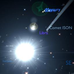 Comet Watch-n-stuff