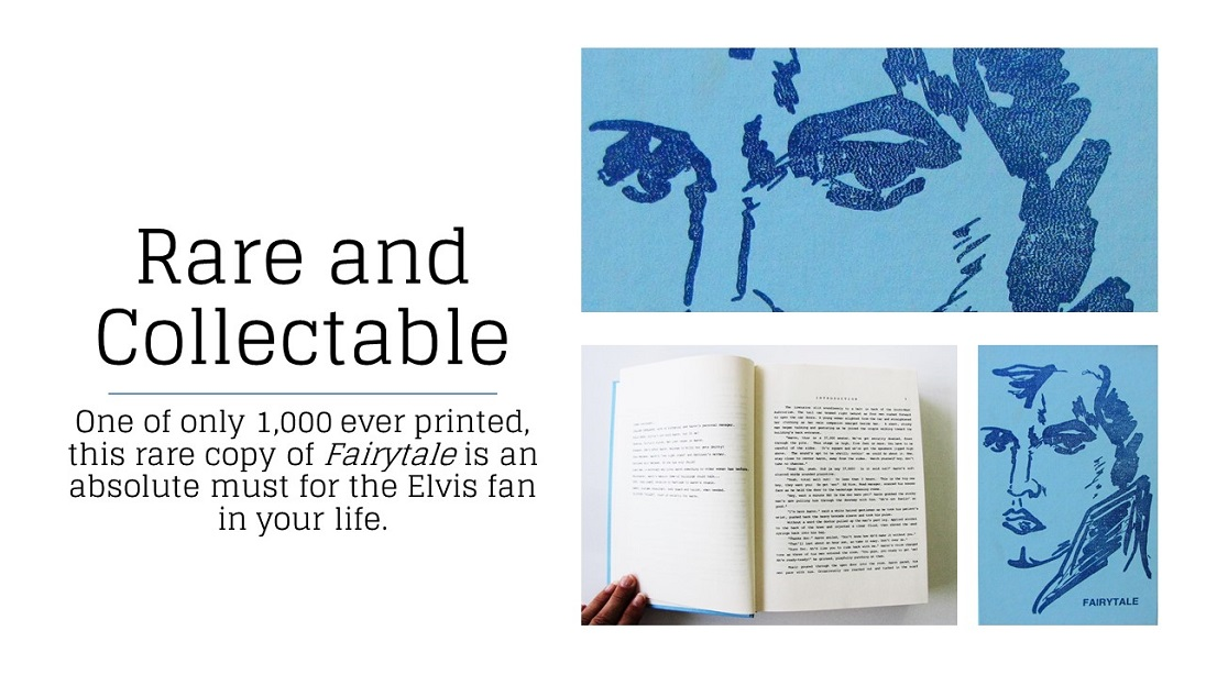 Elvis-Fairytale-Book-Rare
