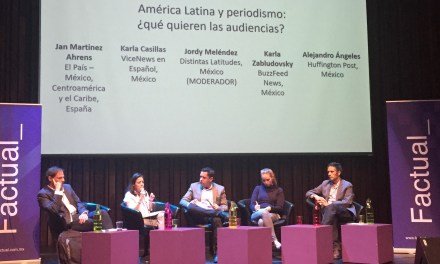 América Latina en el centro de interés de medios globales