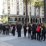 25N Uruguay: el silencio de las que no están