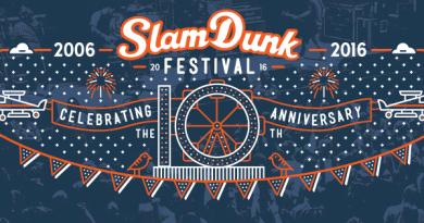Slam Dunk 2016 Banner