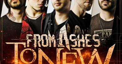 From Ashes To New Promo Shot