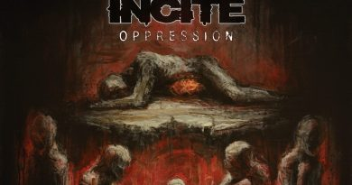 Incite - Oppression - Artwork