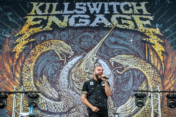 Killswitch Engage @ Download Festival 2016