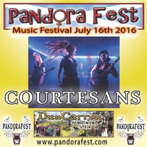 PandoraFest - Courtesans
