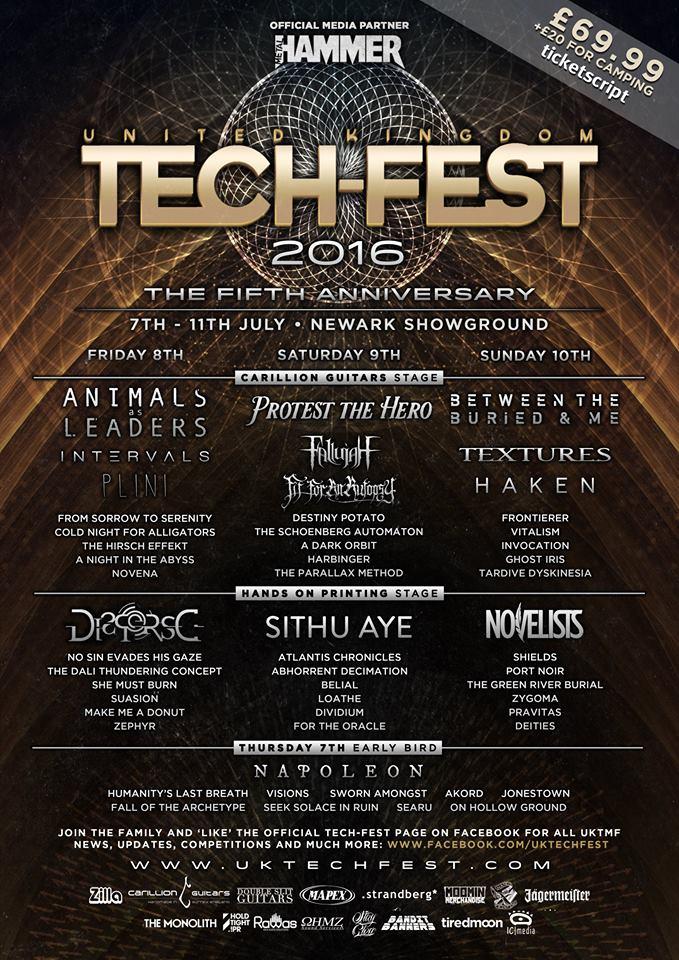 Tech-Fest 2016
