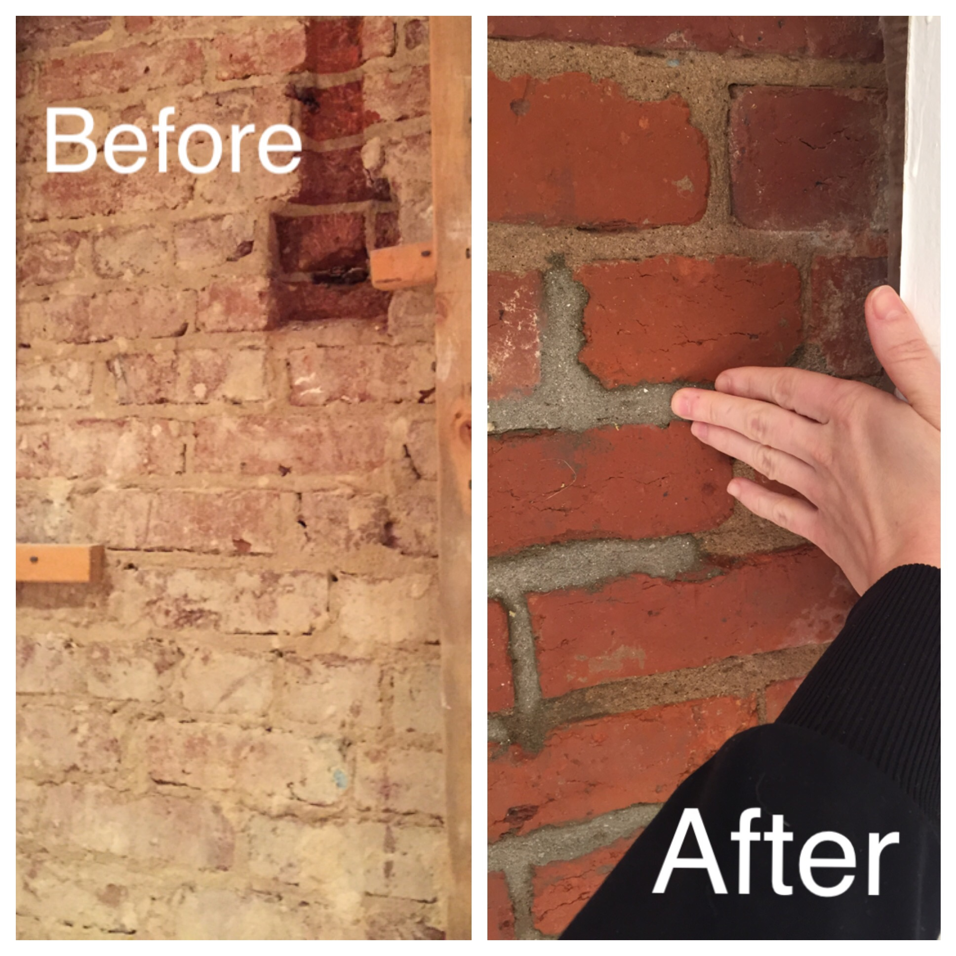 Noble Decor How To Clean Brick Stairs How To Clean Brick Inside Fireplace How To Clean Brick District houzz 01 How To Clean Brick